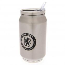 Cestovní termohrnek ve tvaru plechovky Chelsea FC (typ 19)