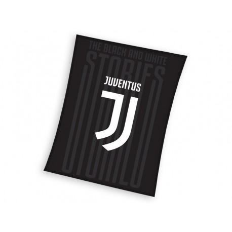 Fleecová deka Juventus Turín FC velikost XL (typ 19)