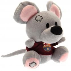 Plyšová myš Timmy Barcelona FC