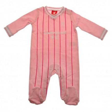 Kojenecké pyžamo Liverpool FC (typ PK) velikost 9-12 měsíců