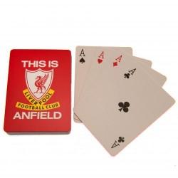 Hrací karty Liverpool FC (typ TIA)
