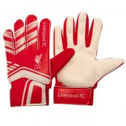 Brankářské rukavice Liverpool FC junior (typ 20) (10-12 let)