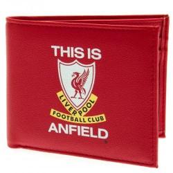 Peněženka Liverpool FC červená (typ TIA)