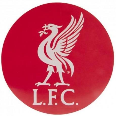 Samolepka velká kulatá Liverpool FC (typ 20)