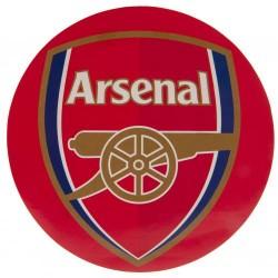 Samolepka velká kulatá Arsenal FC (typ 20)