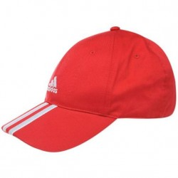 Kšiltovka Adidas Essentials 3S červená