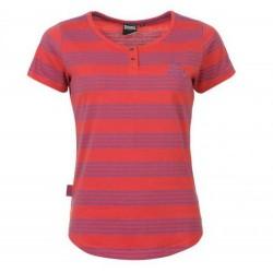 Dámské tričko Lonsdale 29 růžové velikost M