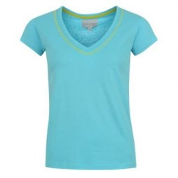 Dámské tričko Miss Fiori Ess modré velikost M