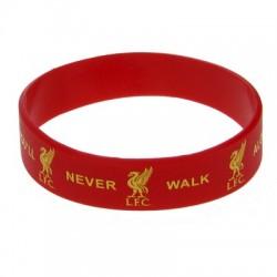 Náramek silikonový Liverpool FC