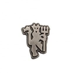 Odznak na připnutí Manchester United FC antik maskot