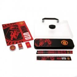 Školní sada v pouzdru Manchester United FC (typ BL)
