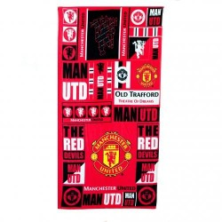 Osuška Manchester United FC (typ TG)