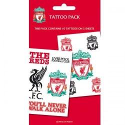Tattoo sada Liverpool FC