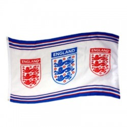 Vlajka England FA (3 znaky)