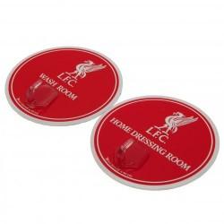 Věšáček plastový Liverpool FC (sada 2ks)