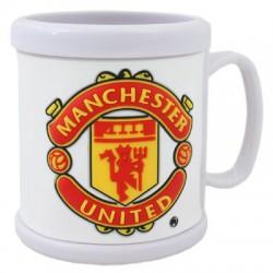 Plastový hrnek Manchester United FC