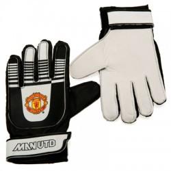 Brankářské rukavice Manchester United FC dětské (7-9 let) (typ ST)