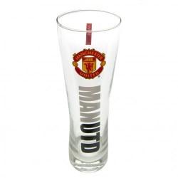 Pivní sklenice vysoká Manchester United FC (typ WM)