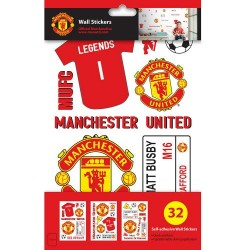 Samolepky na zeď Manchester United FC