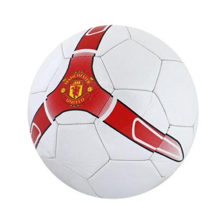Fotbalový míč Manchester United FC Meteorite bílý