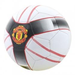 Fotbalový míč Manchester United FC Ignite bílý
