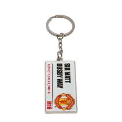 Přívěšek na klíče Manchester United FC (typ SS)