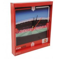 Hodiny Manchester United FC stadion hranaté