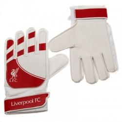 Brankářské rukavice Liverpool FC junior (10-12 let) (typ SW)