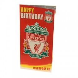 Blahopřání k narozeninám Liverpool FC