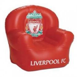 Nafukovací křeslo Liverpool FC
