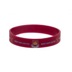 Náramek silikonový West Ham United FC