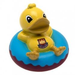 Kačenka do vany West Ham United FC (typ s kruhem)