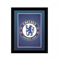 Zarámovaný obrázek Chelsea FC znak