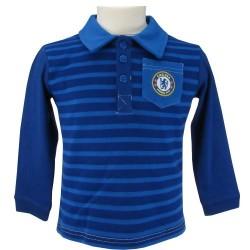 Kojenecké tričko s límečkem Chelsea FC (typ LS) velikost 12-18 měsíců