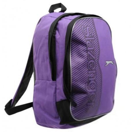 Batoh Slazenger 41 fialový