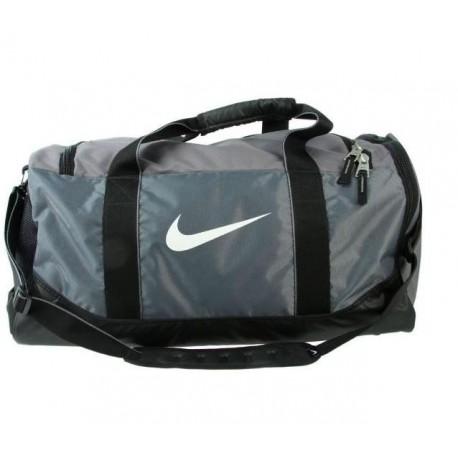Sportovní taška Nike Air Team šedá