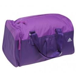 Sportovní taška Adidas Pess 88 fialová