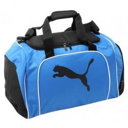 Sportovní taška Puma TCat 78 střední modrá