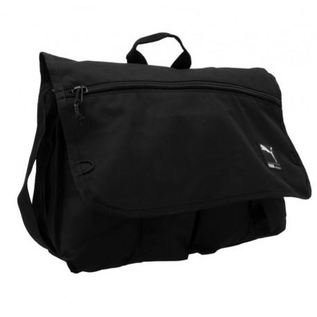 Taška přes rameno Puma Fundamentals 90 černá