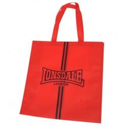 Nákupní taška Lonsdale 81 červená