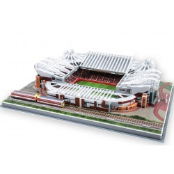Puzzle 3D stadion Old Trafford