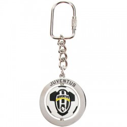 Přívěšek na klíče otáčecí Juventus Turín FC