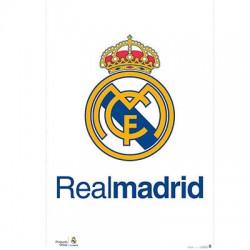 Plakát Real Madrid FC