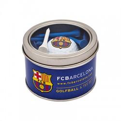 Golfová sada Barcelona FC kulatá