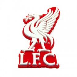 Magnet na ledničku Liverpool FC (typ 3D)