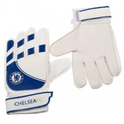 Brankářské rukavice Chelsea FC dětské (7-9 let) (typ SW)