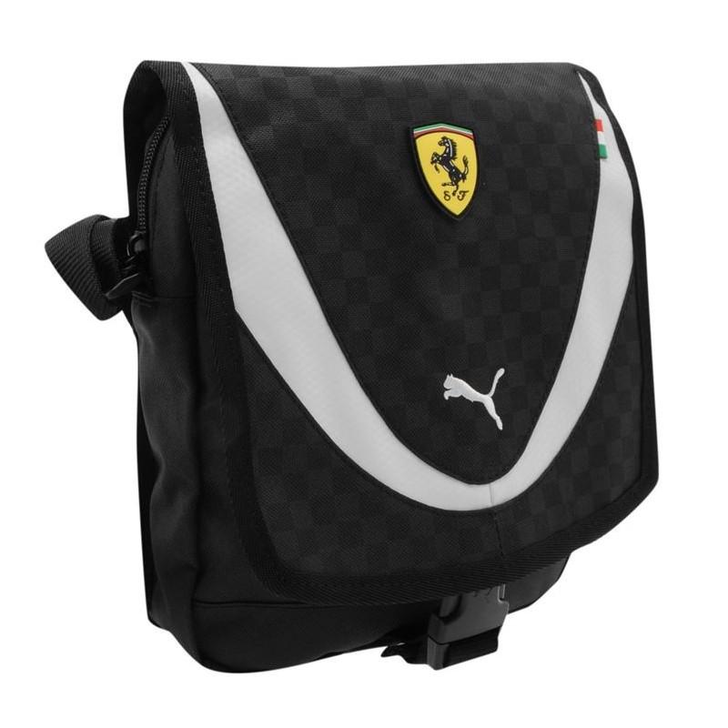 Taška přes rameno Puma Ferrari 11 černá - Sportmoda.cz 888ba96f0e0