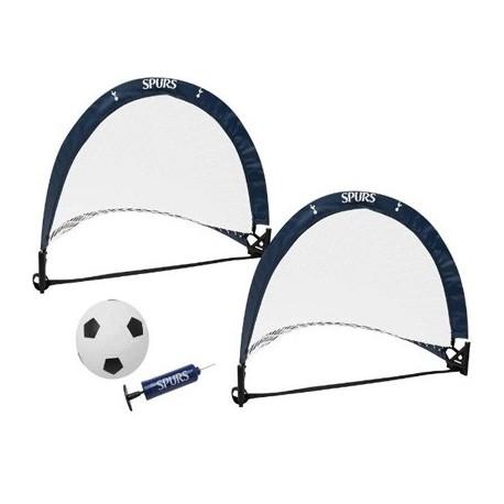 Fotbalová sada s brankami Tottenham Hotspur FC
