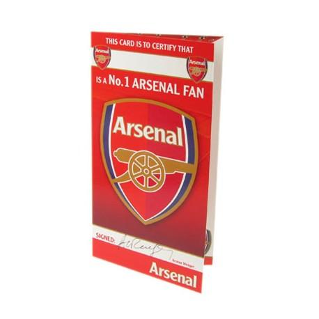 Blahopřání k narozeninám No1 Arsenal FC