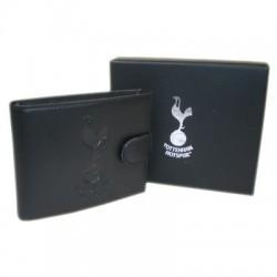 Kožená peněženka Tottenham Hotspur FC dárková sada